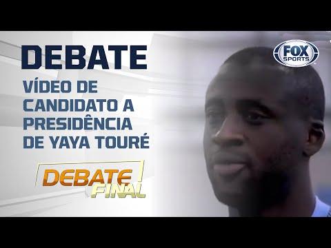 REVIRAVOLTA NO CASO YAYA TOURÉ?; Vídeo de candidato a presidência do Vasco gera debate