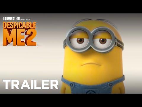 Despicable Me 2 - Teaser Trailer (HD) - Illumination