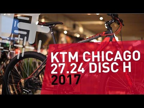 KTM Chicago 27.24 Disc H - 2017