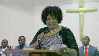 Thanks giving (pastor Naomi mission to Kenya)