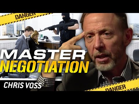 CHRIS VOSS - MASTERING THE ART OF NEGOTIATION   London Real