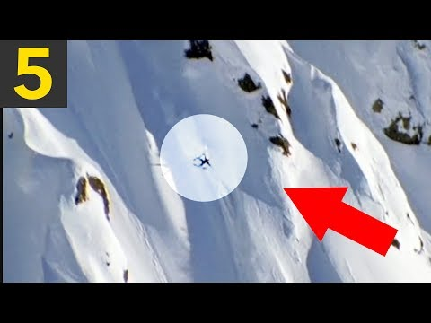 Top 5 Biggest Skiing Wipeouts