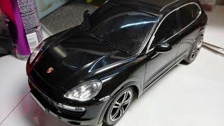 Porsche cayenne turbo ремонт пульта управления
