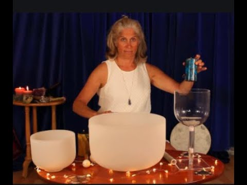 Dec 15th - Sound Healing with Andrea Courey