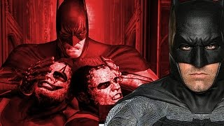 Why can't they make a rated R Batman film? - Collider