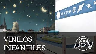 Vinilos Infantiles - TeleAdhesivo - HD