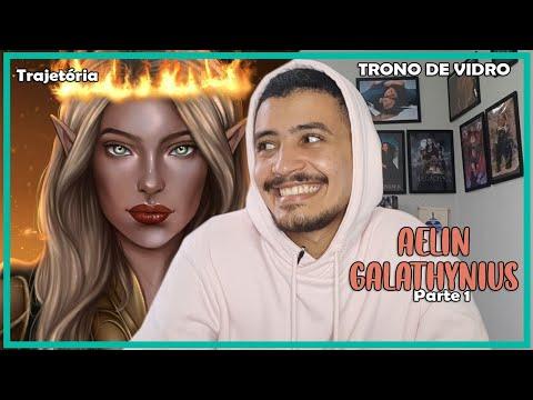 Quem é Aelin Galathynius? | Patrick Rocha (Trono de Vidro #01)