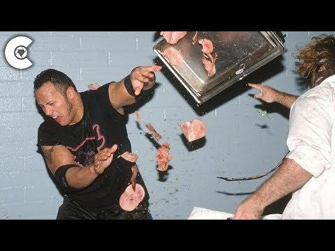 10 Best Wrestling Matches To Happen Outside Of A Ring
