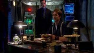 Torchwood 203 office kiss extended version