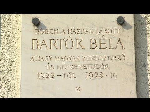 135 éve született Bartók Béla - video preview image