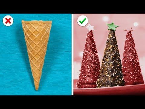 24 Cute and Simple Christmas Dessert Ideas
