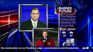 WGRZ-TV Technical Difficulties (January 2011)