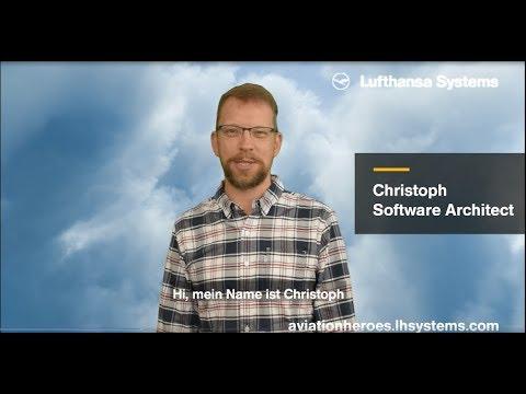 Eingebettetes Video for Christoph, Software Architekt