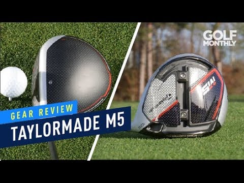 TaylorMade M5 Driver I Gear Review I Golf Monthly