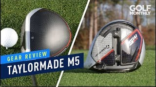 Golf Monthly TaylorMade M5 driver review