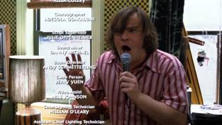 School of Rock Credits | Jack Black | It's A Long Way To The Top [HD+Sub]