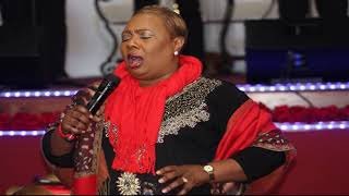 I COVER YOU IN THE BLOOD OF JESUS...|| PROPHETESS MATTIE NOTTAGE