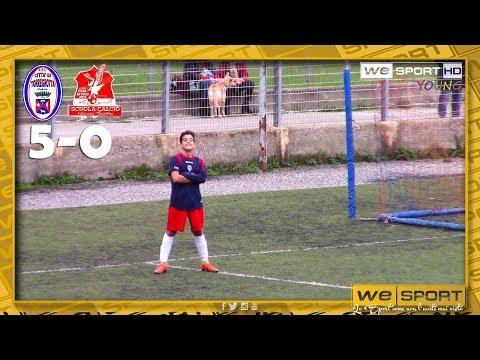 Preview video TORREGROTTA-REAL RITIRO 5-0