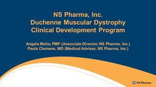 NS Pharma Provides Viltolarsen Update (November 2019)