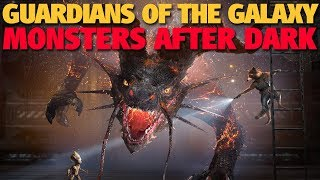 Guardians of the Galaxy: Monsters After Dark | Disney California Adventure