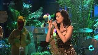 Кэти Перри, Katy Perry - Roar (Live @ SNL)