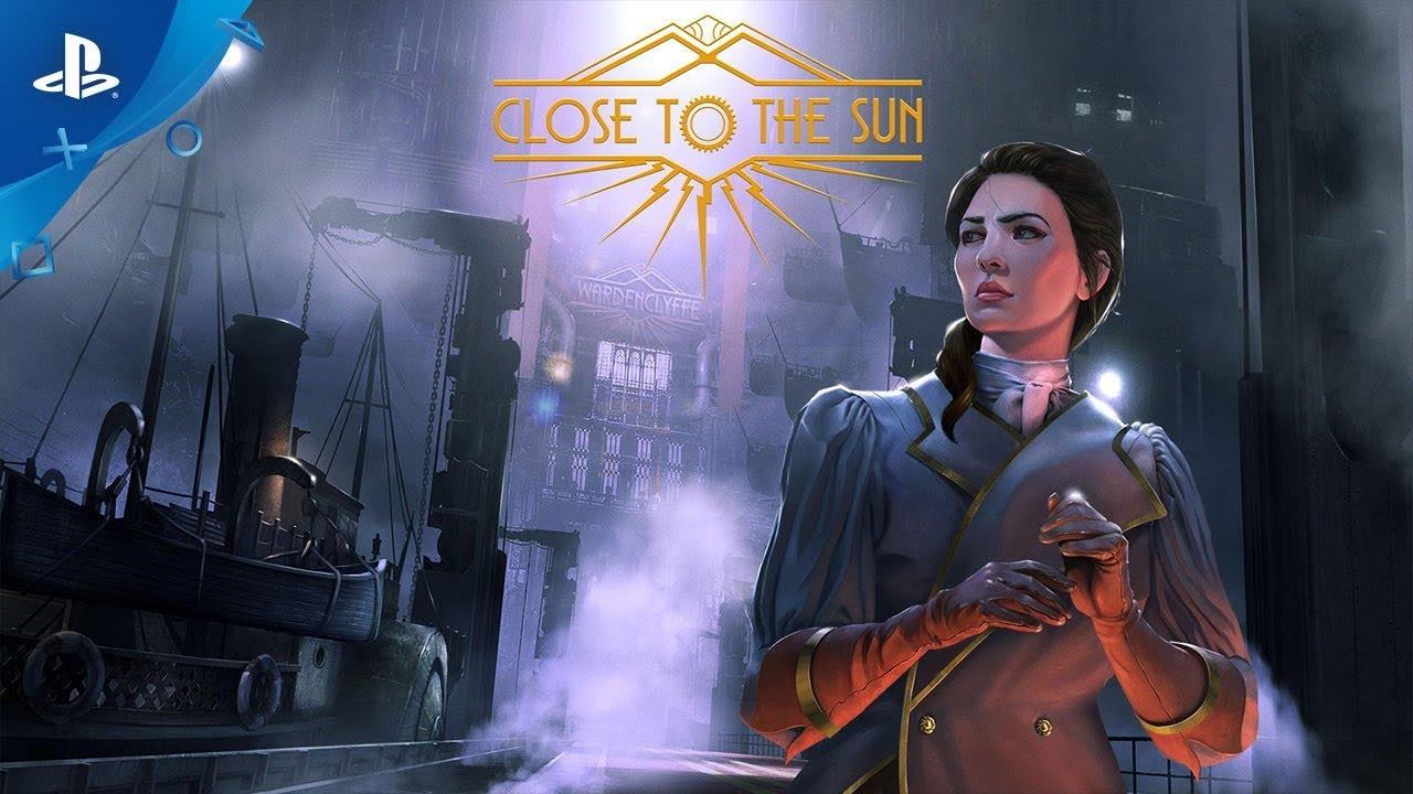 Teslapunk Horror Adventure Close to the Sun Electrifies PS4 October 29