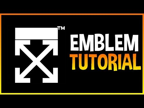 *EASY* Off White Emblem Tutorial