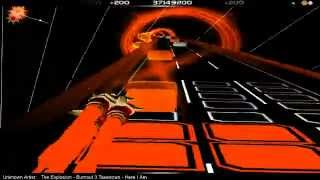 The Explosion - Here I am (Audiosurf)