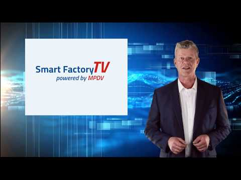 Smart Factory TV - News in 60 Sekunden zu innovativen Lösungen für die Fertigungs-IT