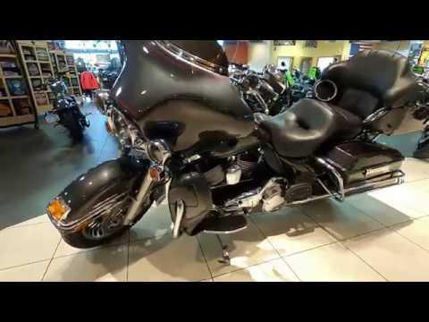 2009 Harley-Davidson Touring FLHTCU Electra Glide Ultra Classic