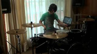 Angels And Airwaves - Love Like Rockets (Drum Cover)