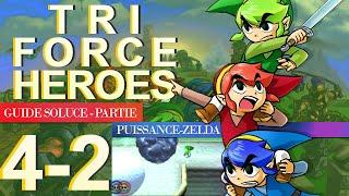Soluce Tri Force Heroes : Niveau 4-2