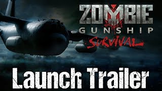 Zombie Gunship Trailer- March 17