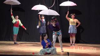 """2015 CULagos - Otoño en Lagos - 17 octubre - obra de teatro """"M"""", espectáculo multidisciplinar"""