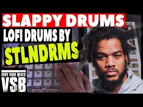 Slappy Drums by STLNDRMS | Review