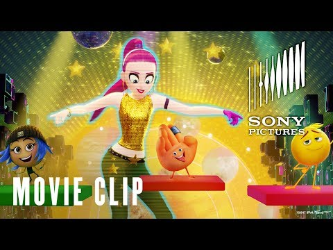 The Emoji Movie Clip 'Candy Crush'
