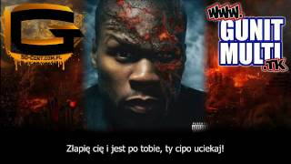 50 Cent - So Disrespectful ( Jay-Z, The Game & Young Buck Diss ) ( Tłumaczenie - Napisy PL )