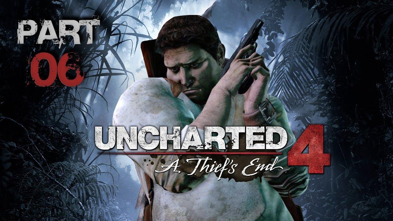 Uncharted 4: Zeer moeilijk Run (feat. Andi) – Part 6