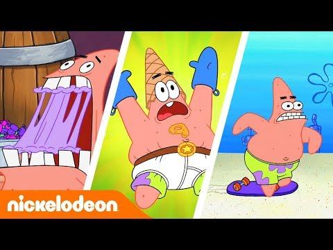 Download 🔴 Bob Esponja   Hora da Estrela! ⭐️   Nickelodeon em Português HD Mp4 3GP Video and MP3