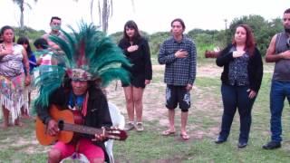 Vivência na aldeia indígena