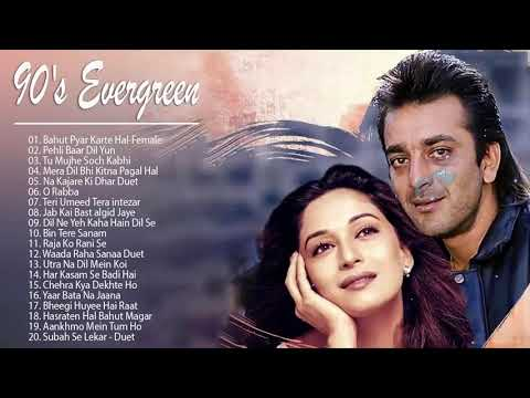 Download Evergreen Melodies - 90'S Romantic Love Songs | Superhit Hindi Songs / Udit Narayan Alka Yagnik HD Mp4 3GP Video and MP3