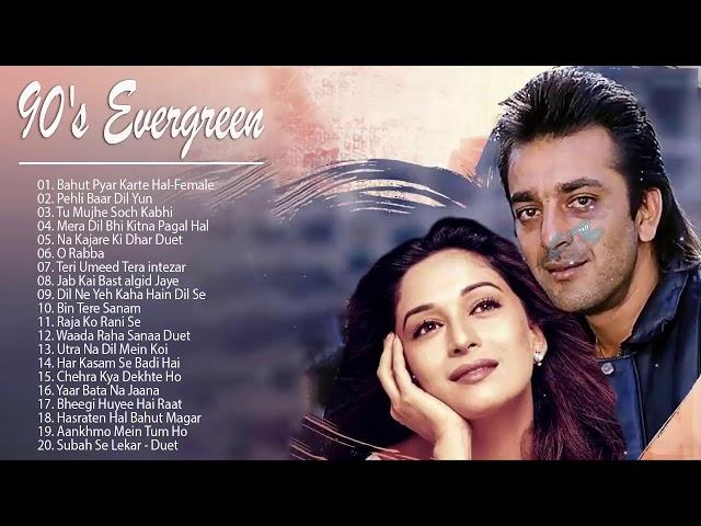 Evergreen Melodies - 90'S Romantic Love Songs | Superhit Hindi Songs / Udit Narayan Alka Yagnik