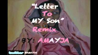 Amayja: Letter to My Son Don Trip Response ( Female Rapper )