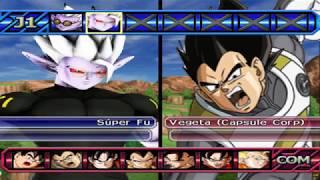 Descargar |Nueva Iso Dragon Ball AF Vs Dragon Ball Heroes Budokai Tenkaichi 3 [Franco Assassin]