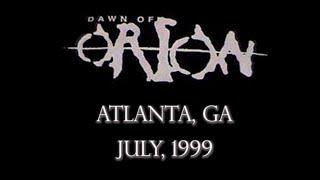 Dawn Of Orion - July 1999, Atlanta, GA