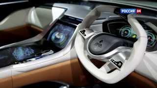 Смотреть онлайн Выставка автомобилей в Токио в 2013 году