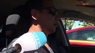 Неуступчивость водителей привела к аварии в районе Окатовой