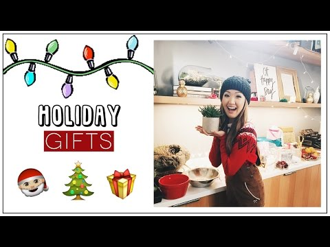 HOLIDAY GIFT IDEAS | ilikeweylie
