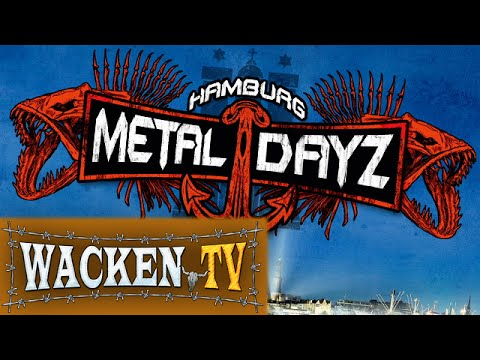 Hamburg Metal Dayz video