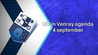 UIT in Venray agenda 4 september 2019 - Peel en Maas TV Venray